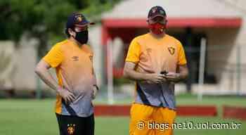 Técnico do Sport diz que tem monitorado Santa Cruz e Confiança - NE10
