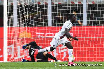 Bologna, primo gol di Musa Juwara - Tuttobolognaweb