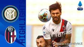 Inter-Bologna 1-2. Gol e Highlights - Calcio Style