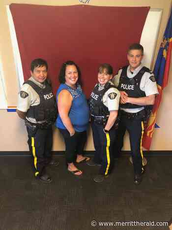 Community interaction at the heart of Merritt's First Nations Policing unit - Merritt Herald - Merritt Herald