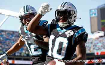 Fantasy Football: Breaking Down the Panthers' Wideouts With Teddy Bridgewater - numberFire