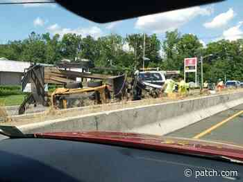 Overturned Truck On Rt. 22: Top News Of Week In Bridgewater - Patch.com