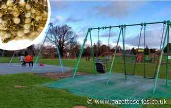 Re-opening of Thornbury play area delayed after wasp nest found - South Cotswolds Gazette
