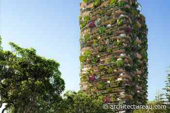 Brisbane tower sprouting 1,000 trees proposed
