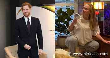 Prince Harry 'hitting the bar' at Adele's home situated close to Meghan Markle's LA home once a week? - PINKVILLA