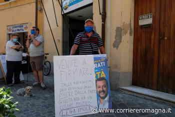 Imola, campagna elettorale partita. Selva di banchetti in centro - Corriere Romagna News