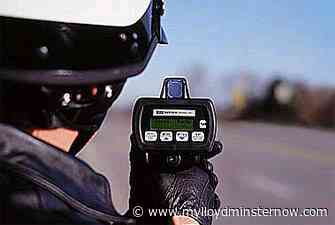 Two drivers ticketed for excessive speeding near North Battleford - My Lloydminster Now