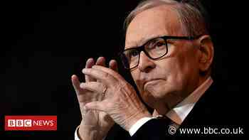 Ennio Morricone's life in pictures
