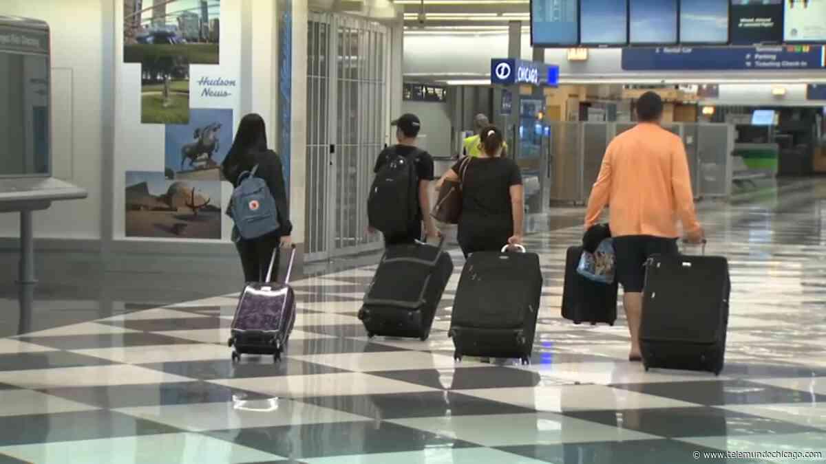 Ciudad defiende nueva restricción para viajeros de 15 estados - Telemundo Chicago