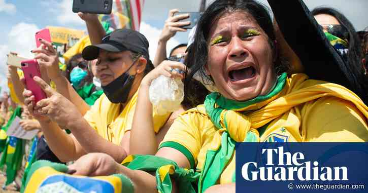 Replace or reclaim: progressive Brazil divided on fate of famous yellow shirts