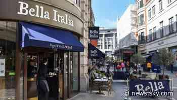 Coronavirus: Hedge fund Elliott vies for Bella Italia - Sky News