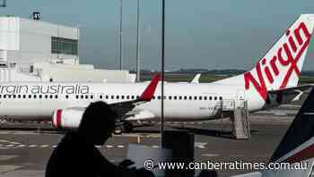 Virgin, unions urge aviation virus support - The Canberra Times