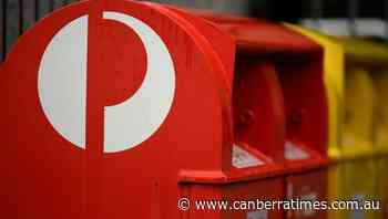 Union strikes deal on postal workers' jobs - The Canberra Times
