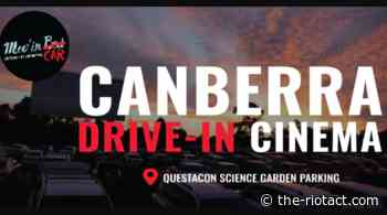 Mov'in Car: Canberra Drive-in Cinema - The RiotACT