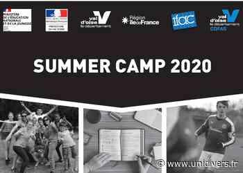 SUMMER CAMP « Stages CDFAS Eaubonne La tête et les jambes » CDFAS Eaubonne lundi 6 juillet 2020 - Unidivers