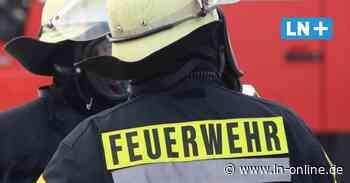 Feuer in Kaltenkirchen: Mehrfamilienhaus evakuiert - Lübecker Nachrichten