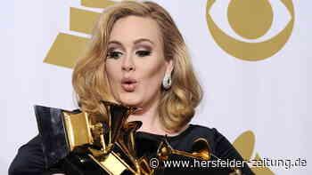 Adele holt nach Diät altes Bühnen-Outfit raus - Ihre Fans sind entzückt - Hersfelder Zeitung