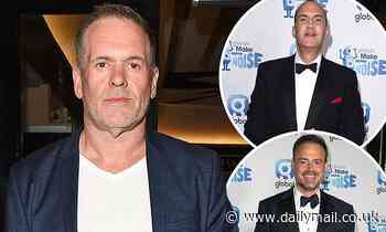 Radio DJ's Chris Moyles, Johnny Vaughan and Jamie Theakston 'unlikely to be axed in cuts at Global' - Daily Mail
