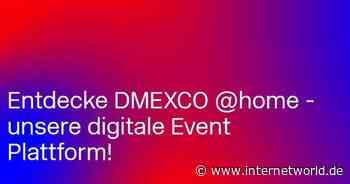 dmexco 2020 findet nur virtuell statt