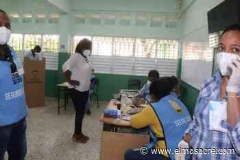 Encargado PME en Dajabón dice proceso inició de manera normal - El Masacre