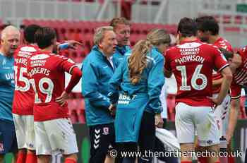 """Neil Warnock admits Middlesbrough need """"restructuring"""""""