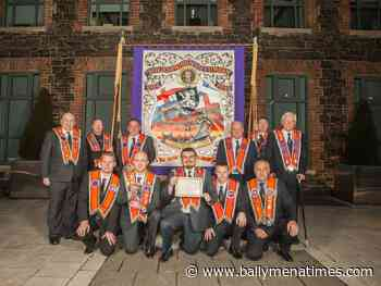THROUGH THE ARCHIVES: New Comber Orange Order and Protestant Hall very much a community affair - Ballymena Times