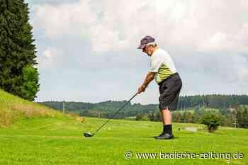 Der Golfclub Hochschwarzwald kämpft ums Überleben - Titisee-Neustadt - Badische Zeitung - Badische Zeitung