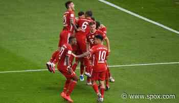 Diashow: Bayer Leverkusen - FC Bayern: Noten und Einzelkritiken zum DFB-Pokalfinale - SPOX.com
