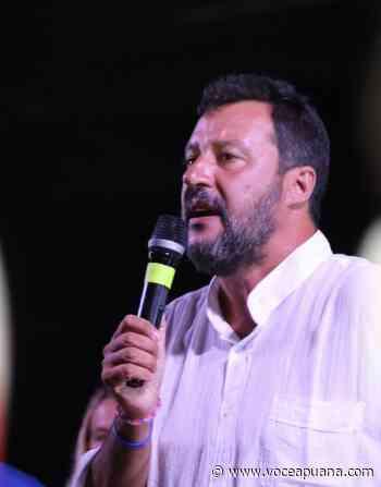 Matteo Salvini farà tappa anche a Massa - La Voce Apuana