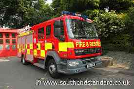 Crews race to tackle fire on Longwick, Langdon Hills - Southend Standard