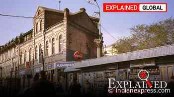 Explained: Why 160-year-old Vladivostok has a Chinese connection - The Indian Express