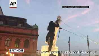 Podem derrubar estátuas. O Pilar do Ocidente é Outro - Jornal da Cidade Online