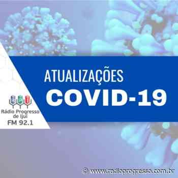 Crissiumal, Palmeira das Missões, Três Passos e Cruz Alta registram óbitos por Covid-19 - Rádio Progresso de Ijuí