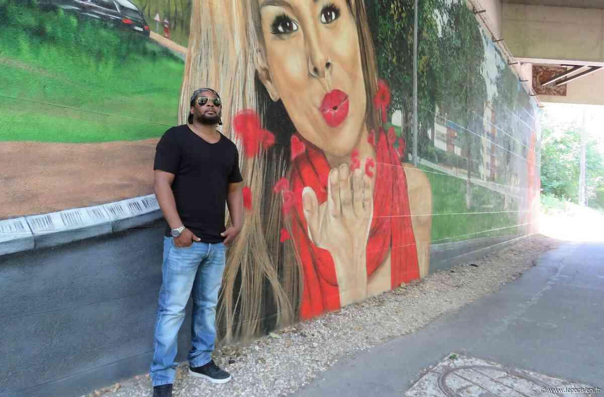 Boussy-Saint-Antoine : les graffeurs du collectif ARM redonnent vie aux bords de l'Yerres - Le Parisien