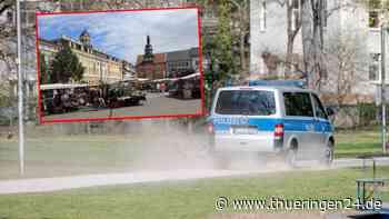 Thüringen: Streit in Eisenach eskaliert – unfassbare Reaktion des Angreifers - Thüringen24