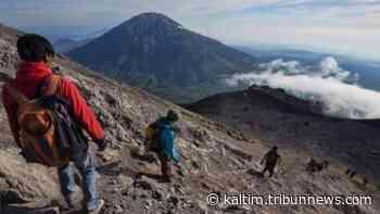 Heboh Kisah Pendaki di Gunung Guntur, Terbaru Warga Surabaya Hilang di Gunung Penanggungan Mojokerto - Tribun Kaltim