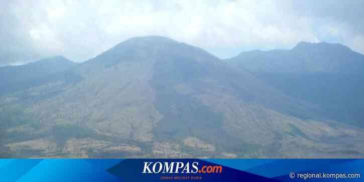 Pengakuan Pendaki yang Sempat Hilang di Gunung Guntur: Bisa Lihat Orang Lain tapi... - Kompas.com - KOMPAS.com