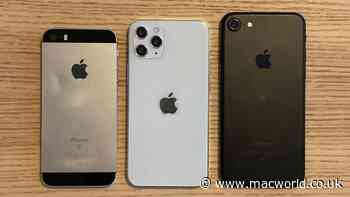 New photos compare 5.4in iPhone 12 with other models