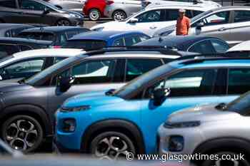Demand for new cars down almost 35 in June - Glasgow Times