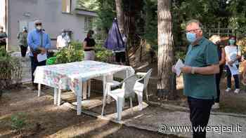 Maiolati Spontini: Casa di riposo, visite ai cari all'aperto - Vivere Jesi