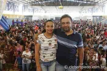 Viúva de Moisés, Camila Fernandes pode escolher candidato a vice em Miracema do MDB ou do SD; confira os mais cotados - Cleber Toledo