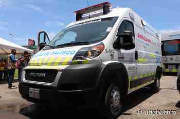 Entregan ambulancias a Atotonilco El Alto y La Barca - UDG TV