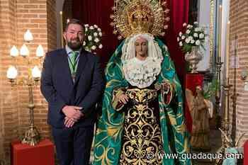 Guadaqué - Rubén Contera Calleja, nuevo hermano mayor Cofradía de la Salud y Macarena - Guadaque