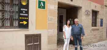 El albergue de la Cofradía del Santo recibió a 21 peregrinos en su reapertura - La Rioja