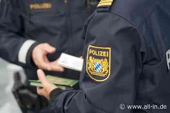 Polizei: Streit in Immenstadt endet in Gewahrsam - Immenstadt i. Allgäu - all-in.de - Das Allgäu Online!