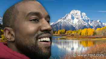 Kanye West Approved to Build 52,000-Sq-Ft Home at Wyoming Ranch - TMZ