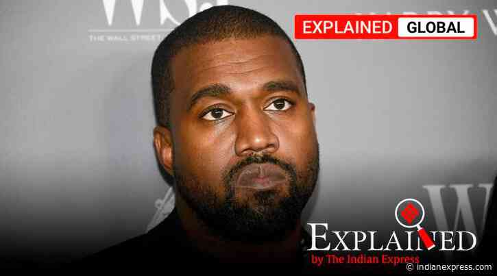 Explained: Kanye West, his career, politics, and now presidential bid - The Indian Express