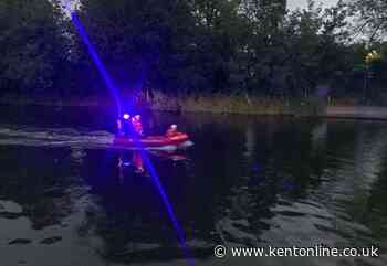 'Sheer stupidity' of drunk reveller pulled from river - Kent Online