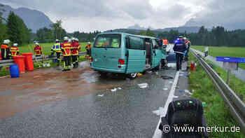 332 Verkehrsunfälle rund um Mittenwald: Zwei enden tödlich - merkur.de