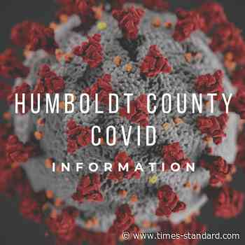 Monday, July 6: Number of new Humboldt County COVID-19 cases confirmed today: 5 - Eureka Times-Standard